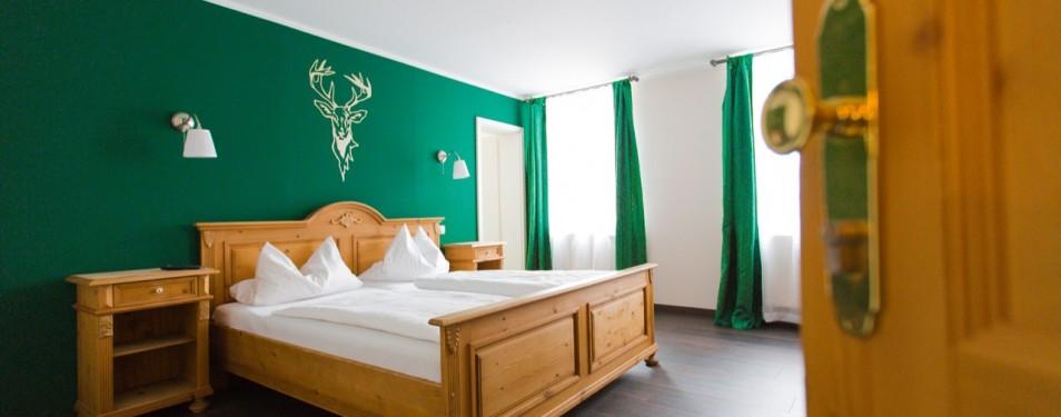 Unsere Zimmer im Augsburger Hof